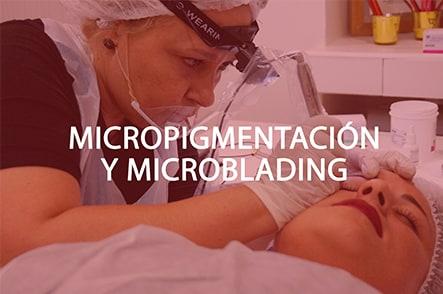 Cursos Micropigmentación y Microblading