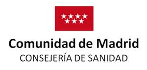 Logo Consejería Sanidad CAM
