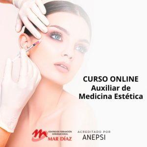 Curso Online Auxiliar de Medicina Estética