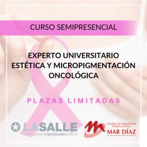 Curso Experto Universitario en Estética y Micropigmentación Oncológica
