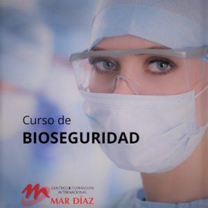 Curso Bioseguridad Escuela Mar Díaz