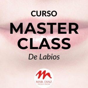 Curso Masterclass de Labios Mar Díaz