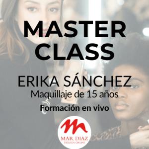 Masterclass Erika Sánchez