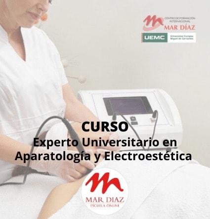 Curso Universitario Aparatología Electroestética